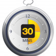 Stock Vector: Timer Icon