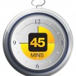 Timer Icon — Stock Vector #40706065