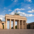 Brandenburg Gate — Foto Stock #33355073
