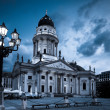 German Cathedral on Gendarmenmarkt — Stock Photo #33357215