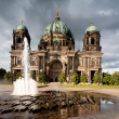 Berlin Cathedral or Berliner Dom — Stock Photo #33357247