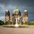 Stock Photo: Berlin Cathedral
