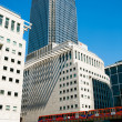 Stock Photo: Canary Wharf in London