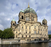 Berlin Cathedral or Berliner Dom — Stockfoto