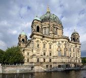Cathédrale de berlin ou le berliner dom — Photo