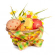 Easter basket — Stock Photo #33374843