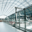 New Eurostar terminal in London — Stock Photo