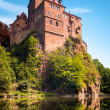 Stock Photo: Kriebstein castle, Saxony, Germany