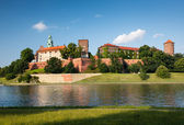 Wawel Castle, Cracow, Poland — Stock Photo