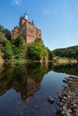 Kriebstein castle in Saxony, Germany — Stock Photo