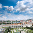 Lisbon cityscape — Stock Photo