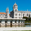 Lisbon, Mosteiro dos Jeronimos — Stock Photo