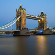 Tower Bridge at night — Stock Photo #33381031