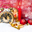 New Year Countdown — Stock Photo