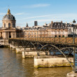 Pont des Arts in Paris — Stock Photo
