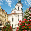 Stock Photo: Prague, St. Nicolas Church