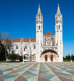 Jeronimos Monastery in Lisbon — Foto Stock