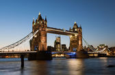 Tower Bridge at London — Stock Photo