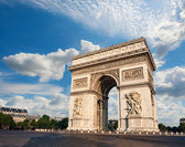 Arc de Triumph — Stock Photo