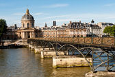 Pont des Arts in Paris — Stock Photo