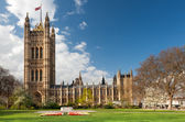 House of Parlament in London — Stock Photo