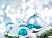 Xmas decoraties — Stockfoto