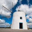 Portugal, histoprical windmill — Stock Photo