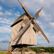 Historical windmill in Germany — Stock Photo