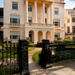 Traditional mansion in Central London — Stock Photo #33482039