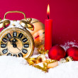 Stock Photo: New Year Countdown