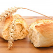 bread roll — Stock Photo