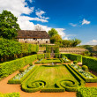 Formal garden in spring, Germany — Stock Photo
