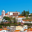 Old town of Silves, Algarve, Portugal — Stock Photo