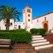 Betancuria church at Fuerteventura — Stock Photo