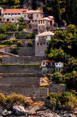 The Monastery of Stavronikita on Mount Athos — Stock Photo