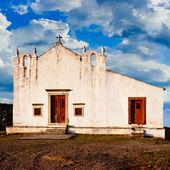 Rural church in Portugal — Stock Photo