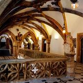 Interior of Neues Rathaus in Munchen — Stok fotoğraf