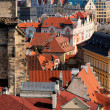 Rooftops of Old Prague — Stock Photo