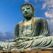 Big Buddha statue, Kamakura, Japan — Stock Photo #33811427