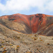 Mountains of fire,Timanfaya on Lanzarote — Stock Photo