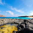 Bay Las Conchas, Graciosa, Canary islands, Spain — Stock Photo #33811549