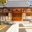 Stock Photo: Local Japanese temple