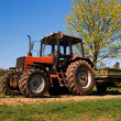 Old rusty tractor — Stock Photo #33811773