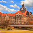 Joint Ministry Building in Dresden, Germany — Stock Photo