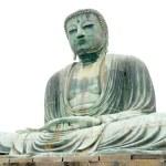 Big Buddha statue, Kamakura, Japan — Stock Photo