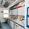 Modern laboratory — Stock Photo