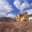 Stockfoto: House under construction