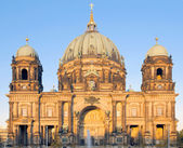 Berlin Cathedral (Berliner Dom) — 图库照片