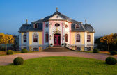 Rococo Castle Dornburg, Germany — Stock Photo