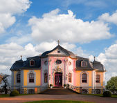 Rococo Castle Dornburg, Germany — Stock Photo